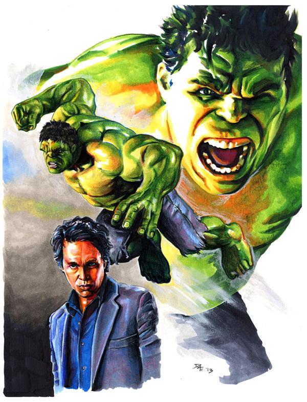 Hulk by RobD4E