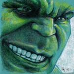Post-It Hulk