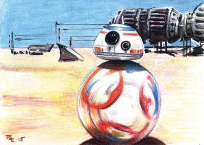 BB-8 by RobD4E