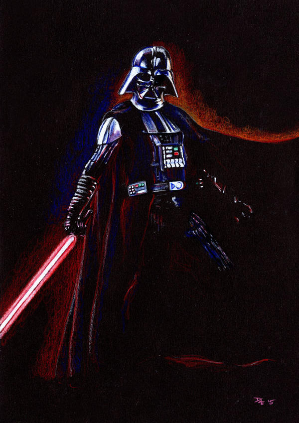 Vader by RobD4E