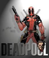 Deadpool by RobD4E