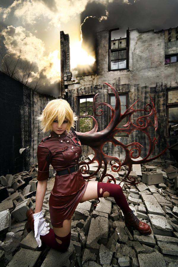 HELLSING - Seras Victoria #4 by RIN-AlleyCat