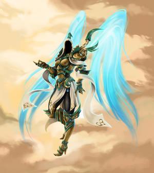 Archangel Auriel, The Aspect of Hope