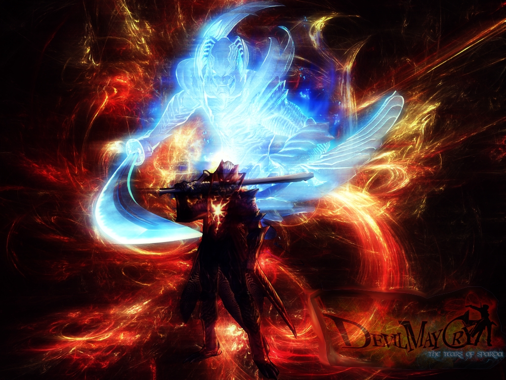 Devil may cry wallpaper by zangetsu tenshou on deviantart devil may cry wallpaper by zangetsu tenshou voltagebd Image collections