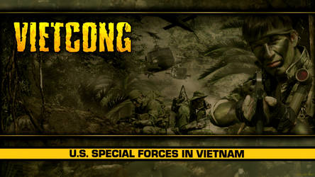 Wallpaper Vietcong by SkyMarshalVince