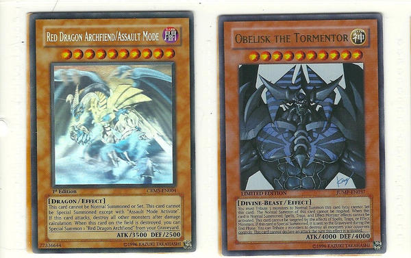 Yugioh Cards by Auditore on DeviantArt