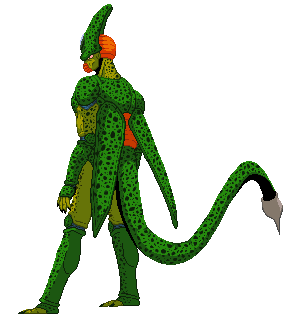Cell 1st form by Niewidomy
