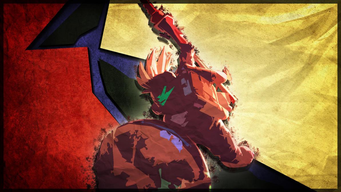 League Of Legends Slayer Pantheon Wallpaper By OmerZiv