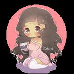 commission chibi girl