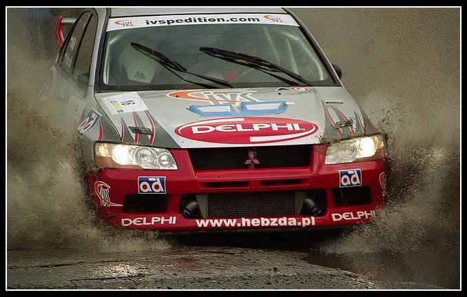 Rally of Barborka 2004