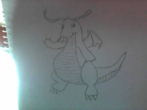 Dragonite Gift for L3M0NL1M3