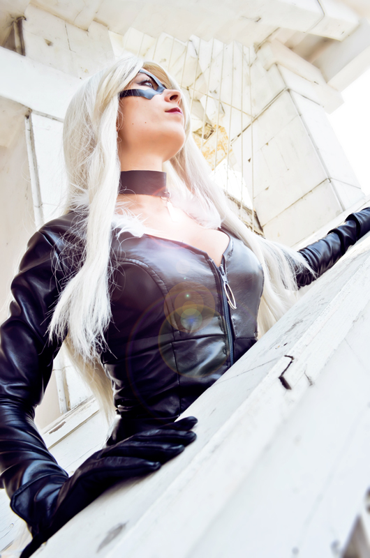 Black Cat by ToriaGria