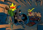 Na Na Na Na Na Na Na Na BATMAN by SteveLeCouilliard