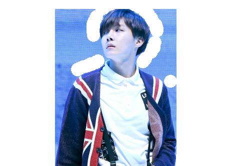 BTS Jhope Hoseok  hobi PNG Transparent background