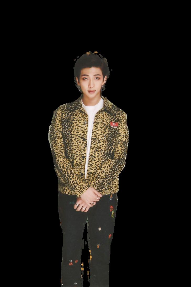 Namjoon Png  rap Monster png  Namjoon transparent by zahrahope