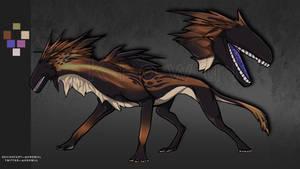 Creature Design: Grin