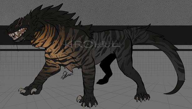 Creature Design: regit
