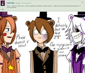Devious Collection favourites by purpledragon1995 on DeviantArt