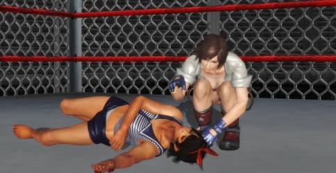 Asuka wins 2