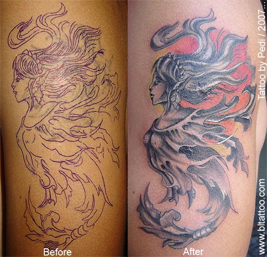 fairy tattoos