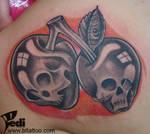 Cherry skulls...