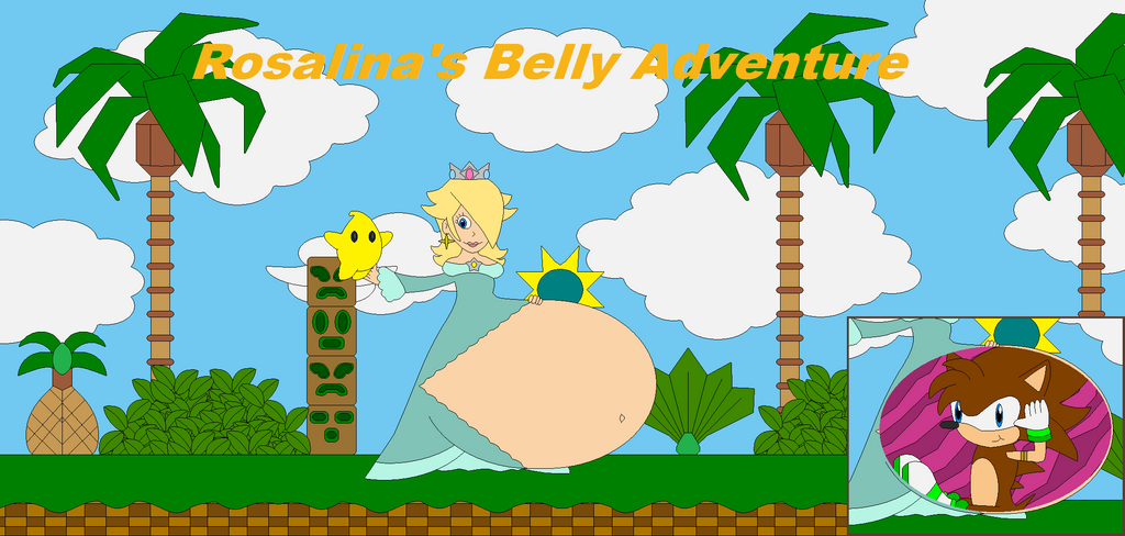 Rosalina's Belly Adventure by Bowser14456