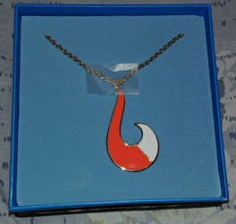 Rena Rouge Necklace by Bowser14456