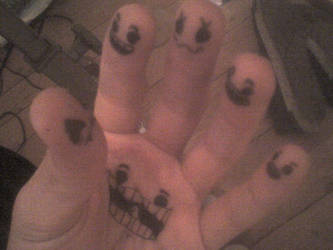 AOOUGHSCH MY HAND by MrSargon