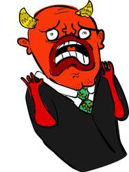 Crappy Devil Crap by MrSargon