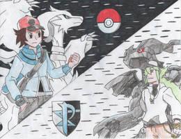 Pokemon Black and White-Clash