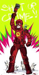 Crimson Bolt