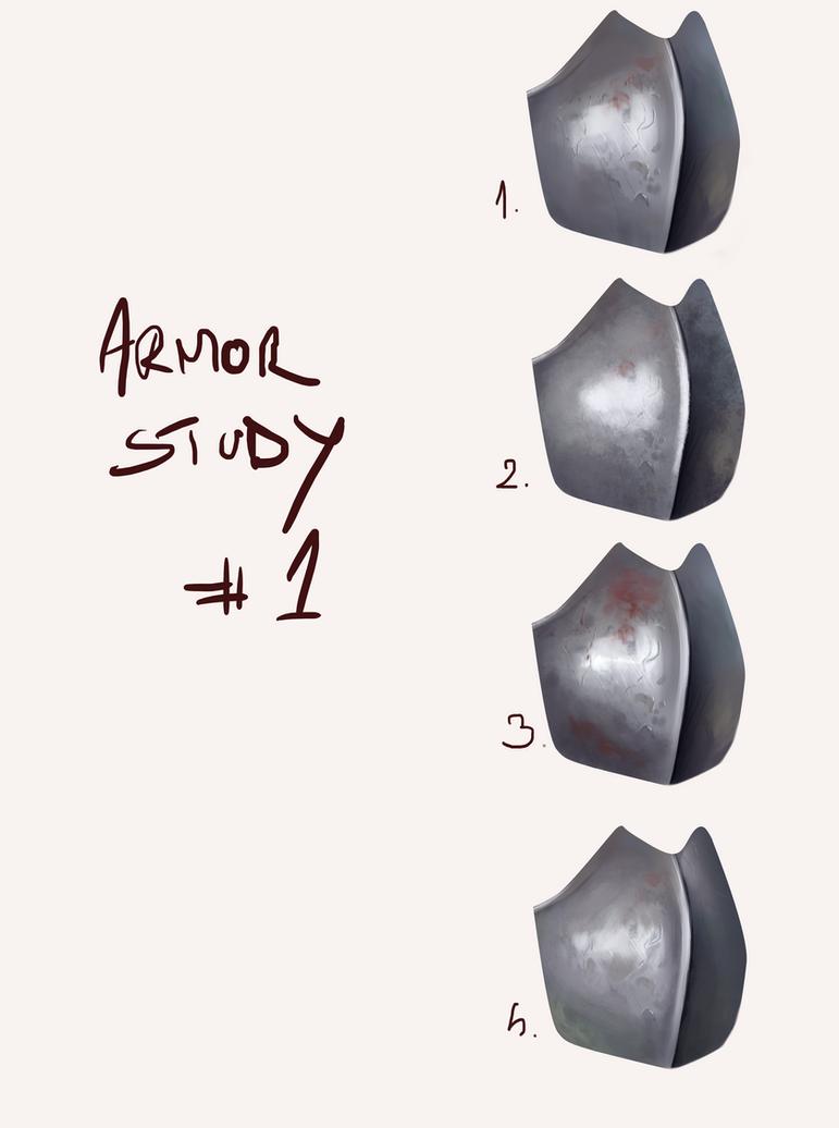 Armorstudy by darnasus
