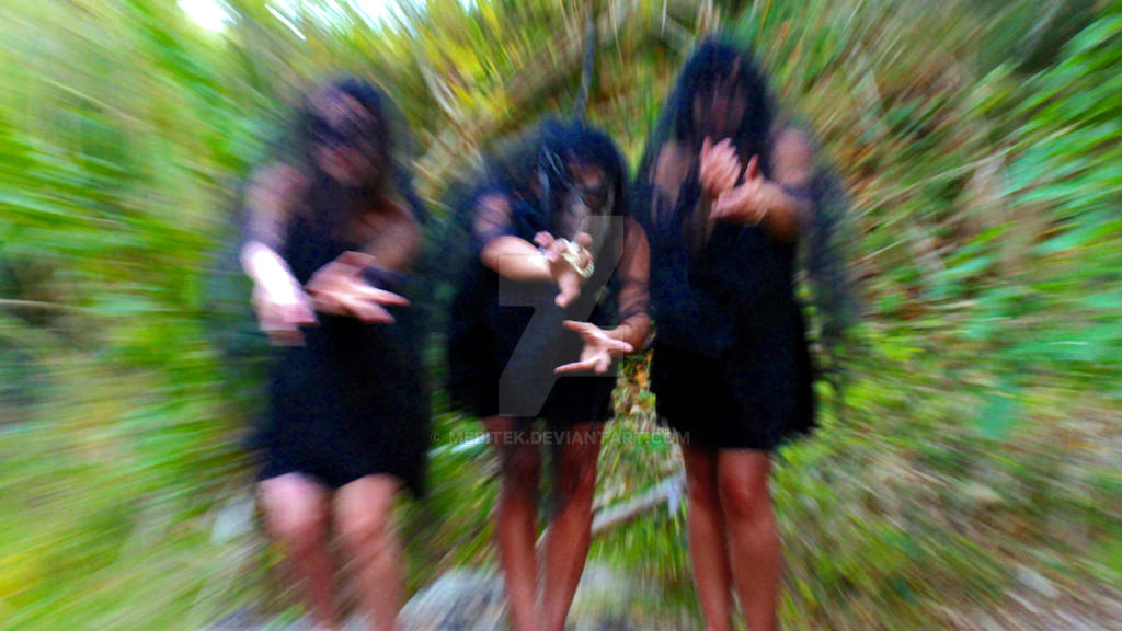 The Widows by mebitek