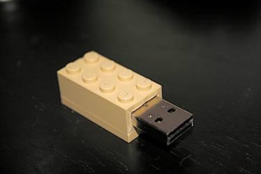 LEGO Brick Drive