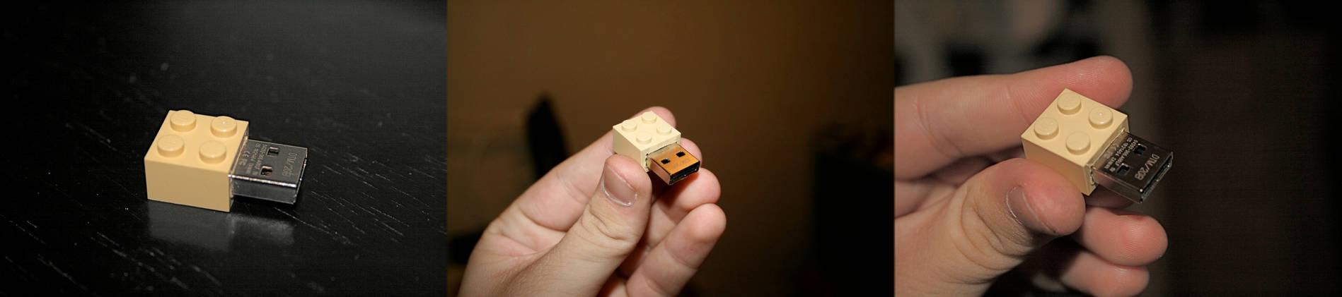 LEGO Brick Drive II