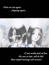The Black Rose 01 by un-manga