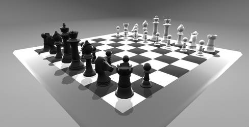 Chess stage