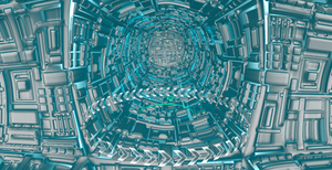 Computer tunnel stage