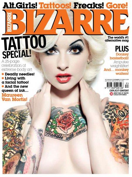 Magazine Bizarre 18