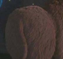 Ellie's butt 1