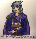 Lord Pent Drawing by NerdyOatmeal