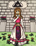 Zelda Painting ~ Secret Santa