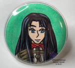 Fire Emblem Sephiran Badge by NerdyOatmeal