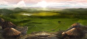 - Landscape concept I -