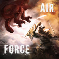 Air Force Cover by firedudewraith