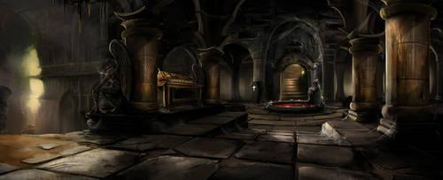 Immortal Soul - Catacomb by firedudewraith