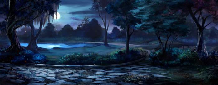 Immortal Soul - Park by firedudewraith