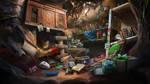 Otherworld - hobgoblin's safekeep home