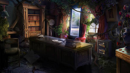 Otherworld 2 - desk