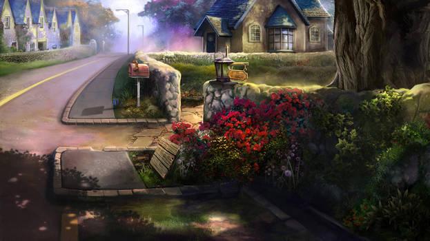 Otherworld 2 - road by firedudewraith